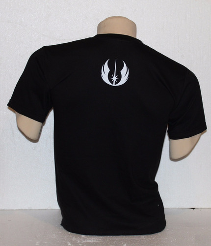 polo star wars - modelo the first order c/negro talla s