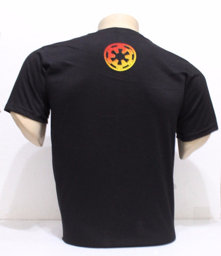 polo star wars - modelo walking to the jungle talla xl
