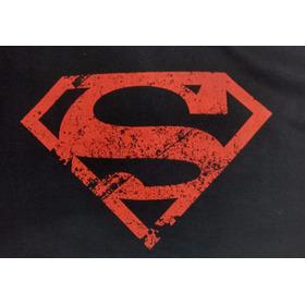 Polo Superman Para Hombre Y Mujer