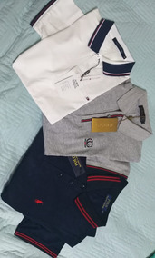 8604c66b7a0 Camisetas Tipo Polo Tommy Hilfiger Ropa Masculina - Ropa y ...