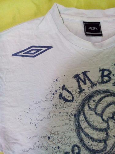 polo umbro soccer t. s importado excelente condición 9/10