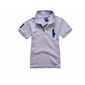 149b48e55eed3 Camisas Gola Polo Menino Piquet Camisetas Frete Gratís