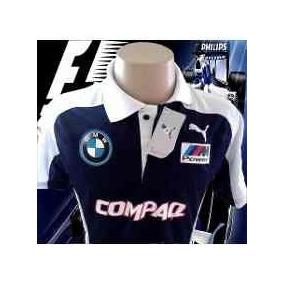 770a20463d4cf Camisa Polo Formula 1 Bmw no Mercado Livre Brasil