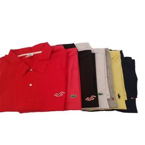 74b30d5c0 Camisa Polo Masculina Extra Grande Xg G7 - Pólos Manga Curta ...