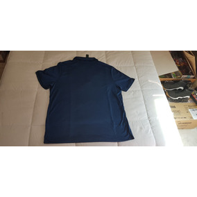 6316fa27717f2 Camisa Polo Perry Ellis Talla Xl Azul Poseidon Nueva Origina