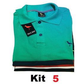 92945098ab328 Camisa Polo Hollister + Sacola Pronta Entrega - Calçados