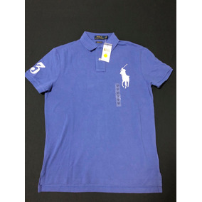 01a0e105db382 Playera Polo Ralph Lauren De Hombre Original 100%