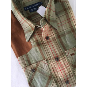 176d14ed5e73f Camisa Polo Ralph Lauren Feminina M longa Nova Original