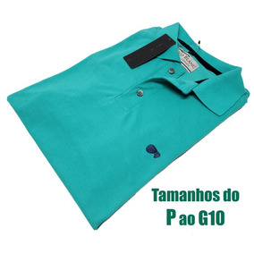 410b4eba1e Polo Hugo Blanc G8 no Mercado Livre Brasil