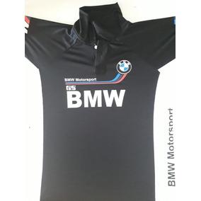 26f79144313e9 Kit 2 Camisa Camiseta Polo Bmw Motorsport Lançamento Oferta