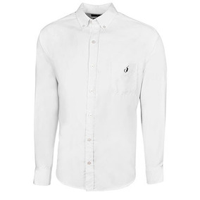 bf105c5bc369f Camisa Polo Club L5952 Color Blanco Caballero Oi
