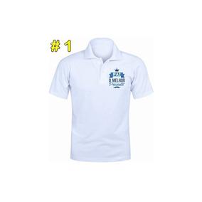 a62543dd7d8ce Dia Dos Pais   Camiseta Polo + Azulejo Retrato + Mouse Pad