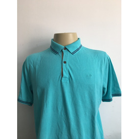 18a2142e0 Camisa Polo Algodão Pima Peruano Import Brooksfield Original