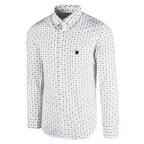 2fd921a41745f Camisa Polo Club Xb1808 Color Blanco Marino Caballero Oi