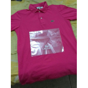 cb07bde64bdd0 Kit 3 Camisa Polo Masculino Lacoste Original - Calçados
