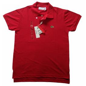 c85f5aba00946 Camisa Polo Lacoste Masculina Peruana - Promoção