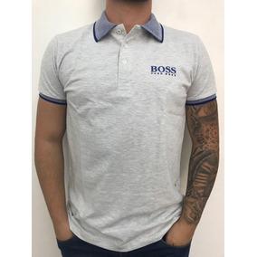 99b4343b41646 Novas Camisas Polo Hugo Boss Masculina