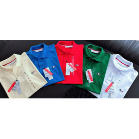 Camisas Polo Lacoste 100% Originais Made In Peru - Pólos Manga Curta ... 0141b8b95cfa8