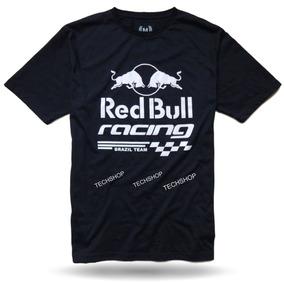 244d7fda7826e Camisa Camiseta Red Bull Racing Masculina F1 Team Moto Gp