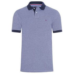 ad46a67fc Camisa Polo Tommy Hilfiger Essential Oxford Original
