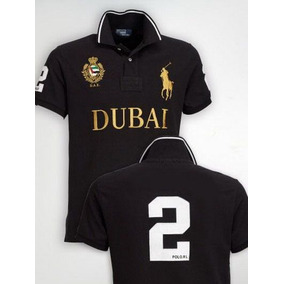 c0286cb4a1f01 Camisa Polo Ralph Lauren Dubai Big Pony Original Adulto