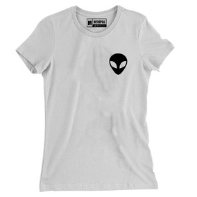 d0f7b056c Camisa Camiseta Baby Look Feminina Alien Et Nasa Girls Tumbl