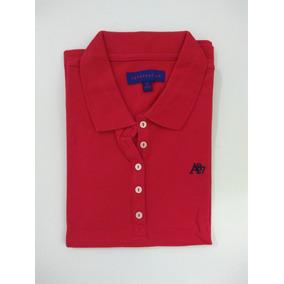d569247289ef8 Blusa Polo Feminina Aeropostale Importada Original