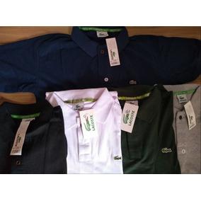5916ae85954de Camisa De Malha Da Lacost - Calçados
