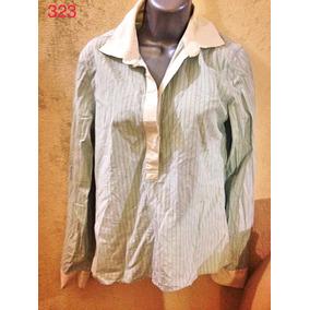 071291e06 Camisa Social Verde Tiffany - Pólos no Mercado Livre Brasil