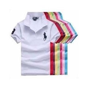 de9874b1aace9 5 Camisas Gola Polo Infantil Polo Camisetas Atacado Revenda
