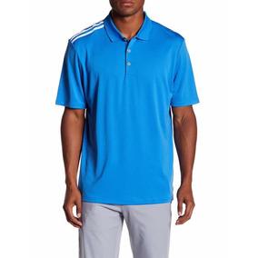 1ff35d886b142 Polo Playera adidas (talla M) Golf 100% Original Climacool L