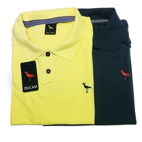 3feedffb703ef Kit 10 Camiseta Polo Masculina  Frete Grátis  Atacado Revend
