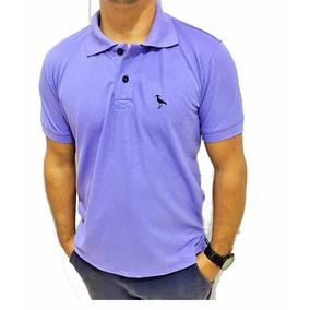 9ad8005f82459 Kit 10 Camisas Camisetas Gola Polo Masculina Camisa Blusas. R  189