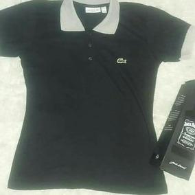 02f7075c1fb Camisa Polo Feminina Lacoste Replica Manga Curta Masculino - Camisas ...