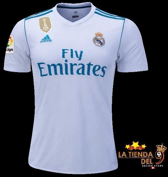 Polos Del Real Madrid 2017-2018 adidas Envíos A Todo Peru - S  43 d254d96fba012