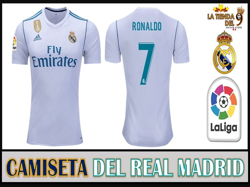 Polos Del Real Madrid 2017-2018 adidas Envíos A Todo Peru - S  43 38e52b67ae34c
