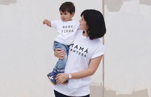 polos duo mamá & hijo / dokimazo