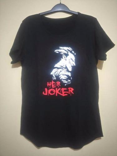 polos joker & harley quinn