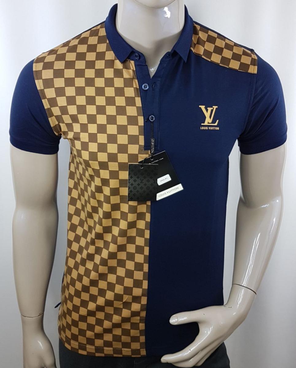 Polos Louis Vuitton Para Caballero 3 Colores Envio Gratis -   799.00 en Mercado  Libre cb30327367