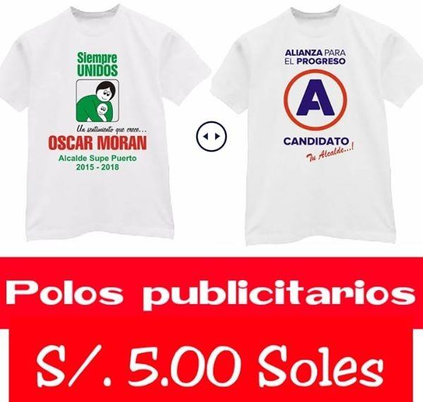 Polos Publicitarios -oferta - S  10 c3b5b6a7d6e8