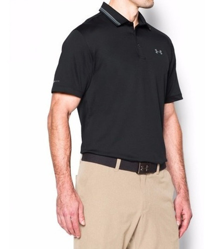 polos under armour coldblack golf  - new