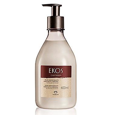polpa desodorante hidratante corporal  castanha 400ml