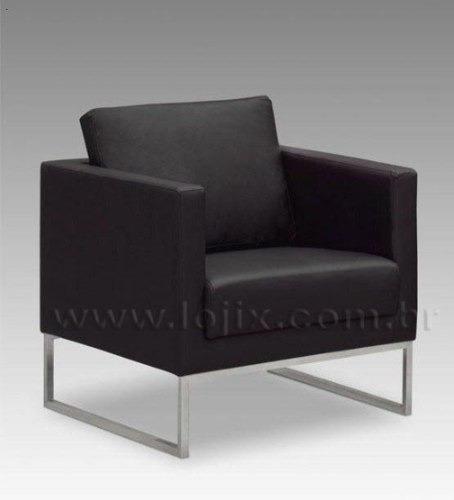poltrona cadeira de recepção sala de espera