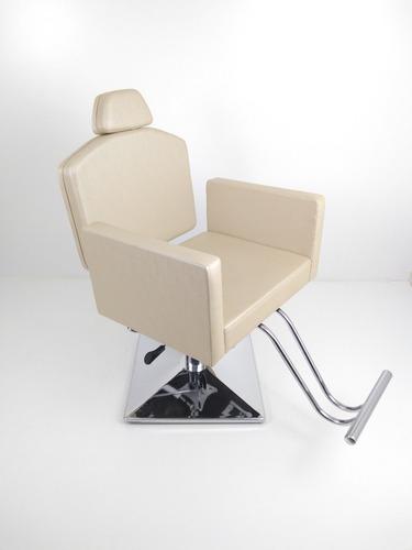 poltrona cadeira reclinável heidi móveis para salão barbeiro