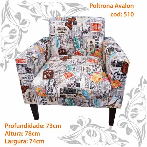 poltrona decorativa cadeira  sala  recepção clinica moveis
