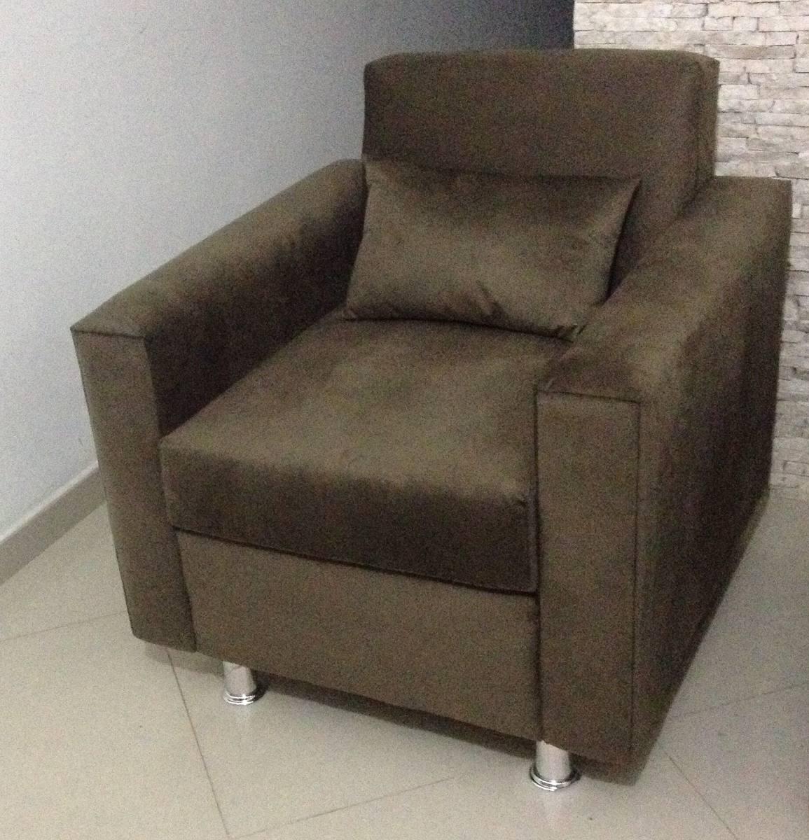 Melhor Avaliado #5B4D3C Sofá Cadeira Sala De Estar Escritorio R$ 450 00 Em  Mercado