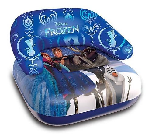 poltrona inflável infantil frozen 60cm