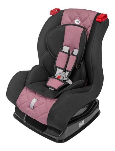 poltrona para auto tutti baby atlantis 04100 - rosa