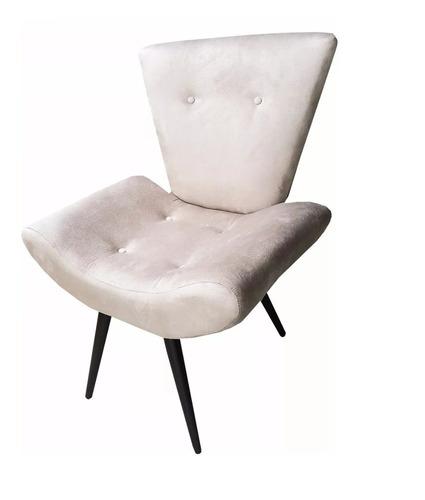 poltrona tipo cadeira com encosto confortável sala de espera