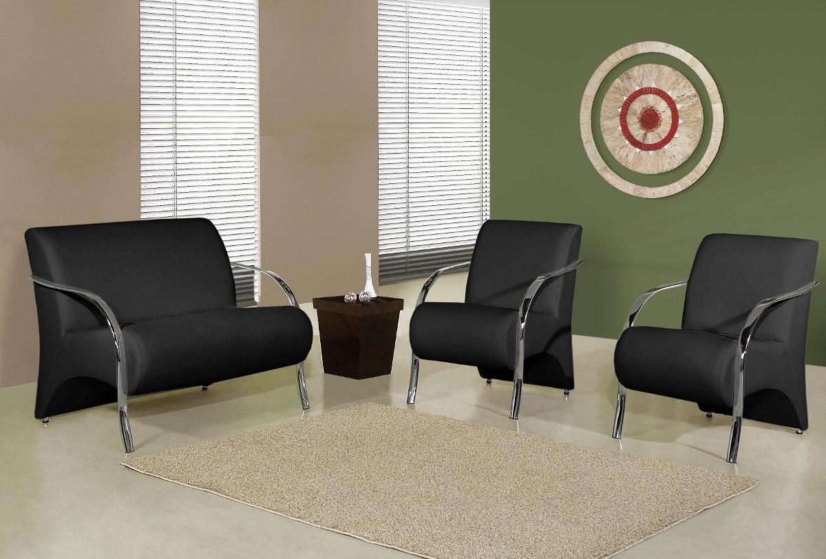 Conjunto De Poltronas Decorativas Cadeiras Sala De Estar Am R 679  -> Poltronas Na Sala De Estar Pequena